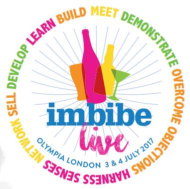 2017英国伦敦Imbibe Live展览会